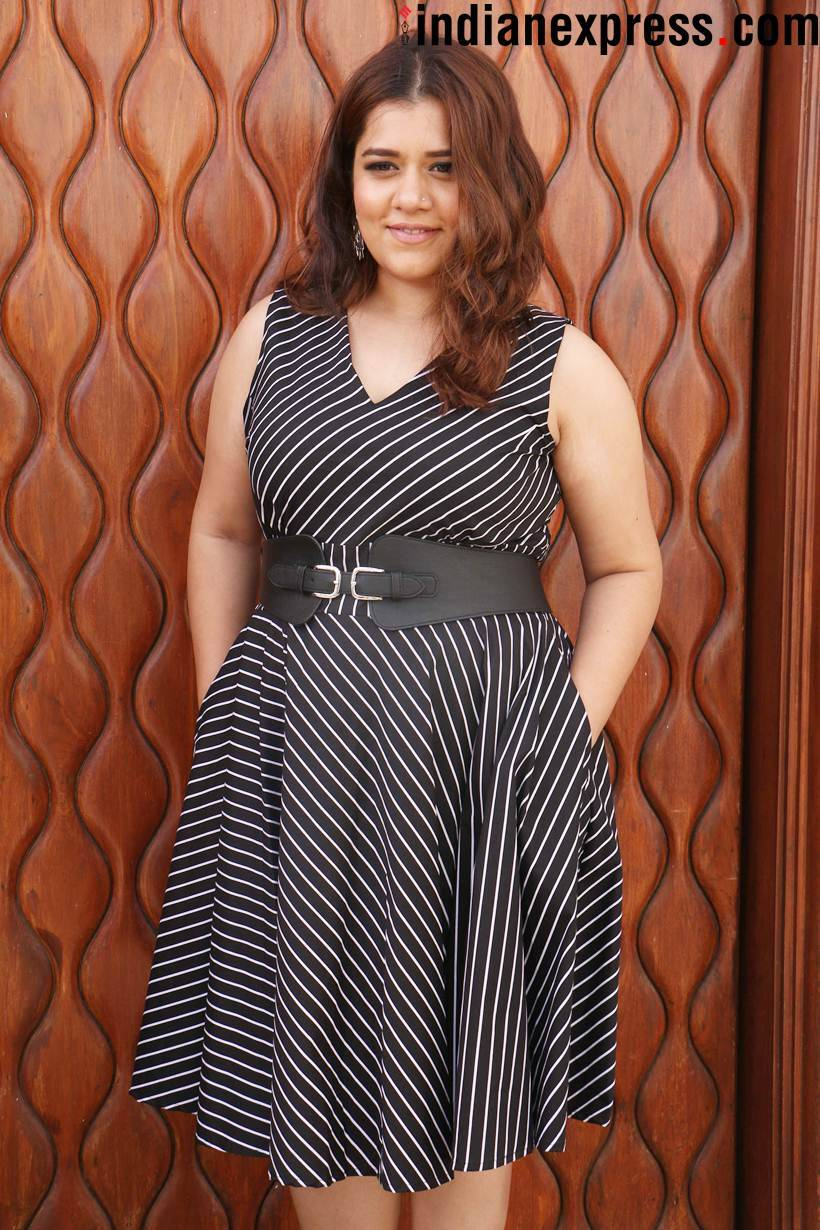 shikha taslania at veere di wedding promotions