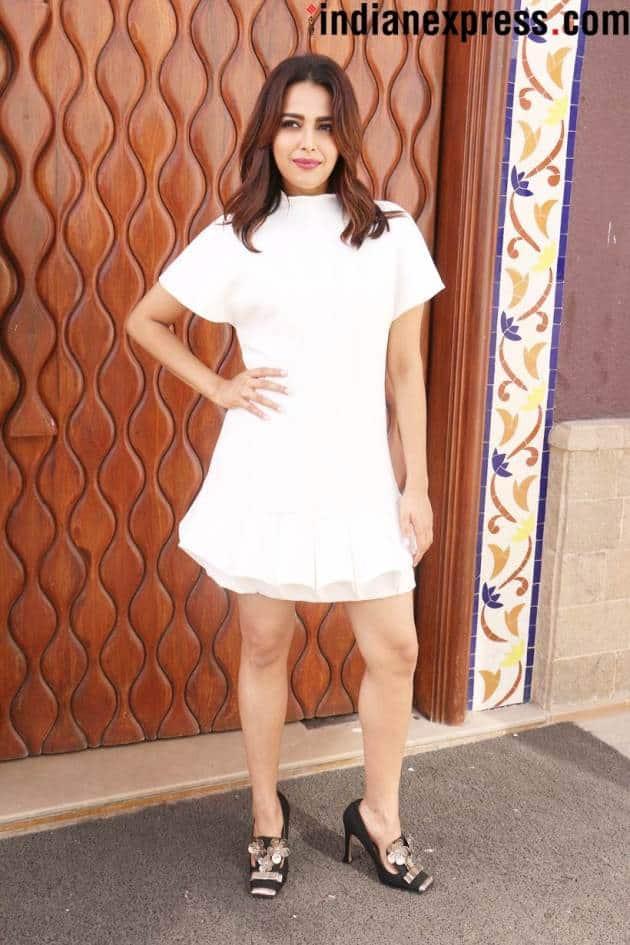 swara bahsker at veere di wedding promotions