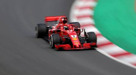 Sebastian Vettel defends Ferrari's Spanish Grand Prix strategy