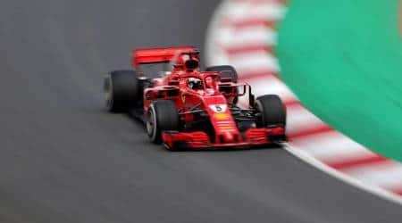 Sebastian Vettel defends Ferrari's Spanish Grand Prixstrategy