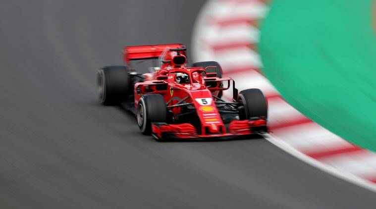 Sebastian Vettel says lacking confidence after wobbly practice