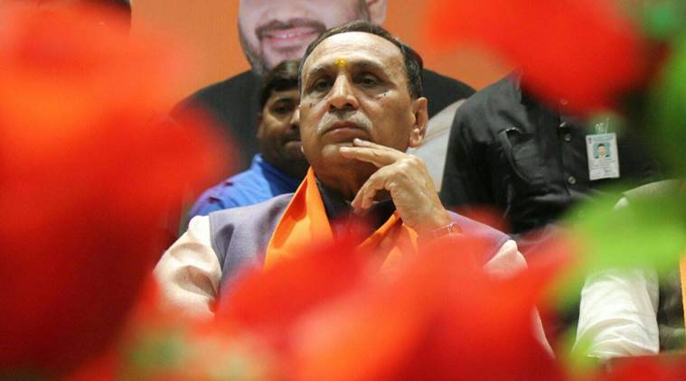 Vijay Rupani on farmers' protest