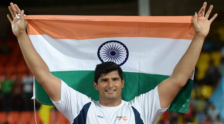 Vikas Gowda, Vikas Gowda India, India Vikas Gowda, Vikas Gowda retirement, sports news, Indian Express