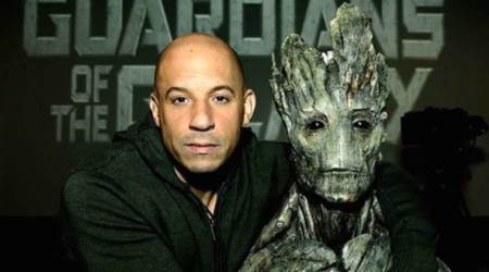 Vin Diesel happy about the success of Avengers Infinity War