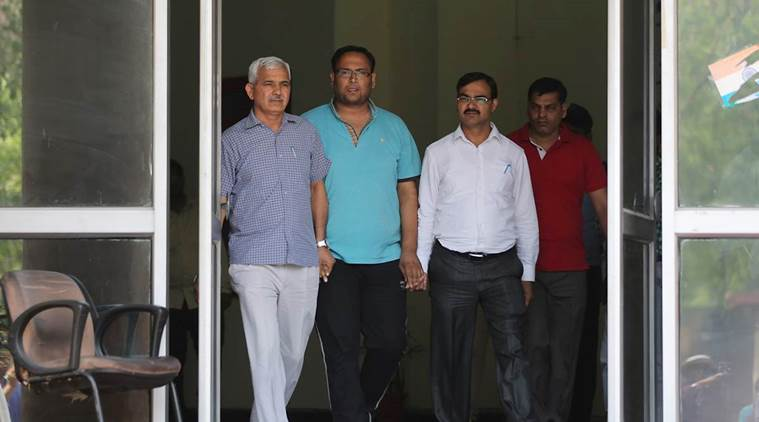 PWD scam: Court issues production warrant for Arvind Kejriwal's arrested kin