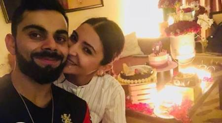 Anushka Sharma is the captain at home, says Virat Kohli