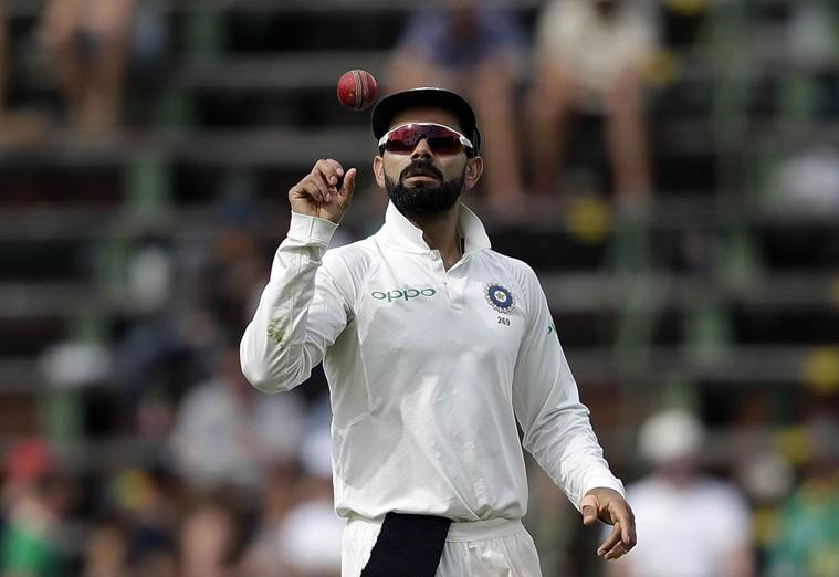 Virat Kohli undergoes fitness to determine availability for Ireland, England tour