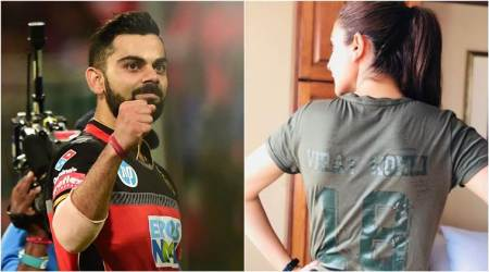 Virat Kohli to Anushka Sharma after RCB win over KXIP: 'Yes love, indeed we arrived today'