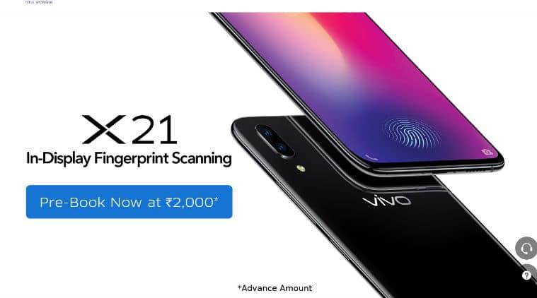 Vivo X21, Vivo X21 price, Vivo X21 UD, Vivo X21 live stream, Vivo X21 how to watch live, Vivo X21 India launch, Vivo X21 features, Vivo X21 price in India, Vivo X21 specifications, Vivo X21 review