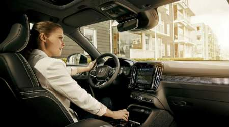 Volvo infotainment system, Android-based infotainment systems, Google Assistant Volvo, Sensus Volvo, Google Maps, Google Play Store,