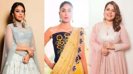 'Veere Di Wedding' promotions: Kareena Kapoor, Swara Bhasker, Shikha Talsania make heads turn in ethnic wears