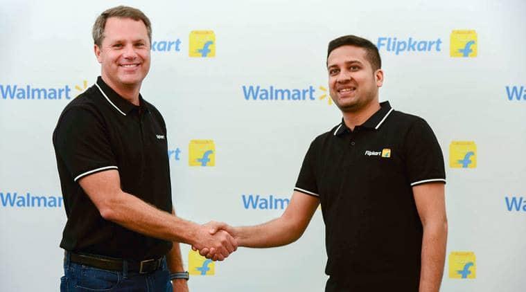 Buying 77 per cent of Flipkart for  billion, Walmart enters growing India bazaar