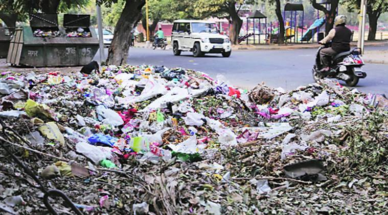 Nearly 25,000 sanitation workers and 5,000 other municipal employees had gone on strike on May 9. (Express photo/Representational)