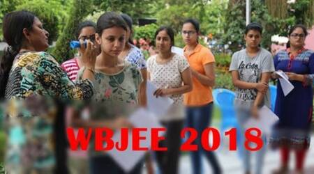 WBJEE result 2018 declared at wbjeeb.nic.in