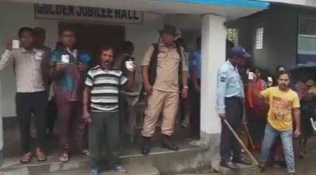 West Bengal Panchayat elections repoll LIVE: Police lathicharge as voters protest delay in pollprocess