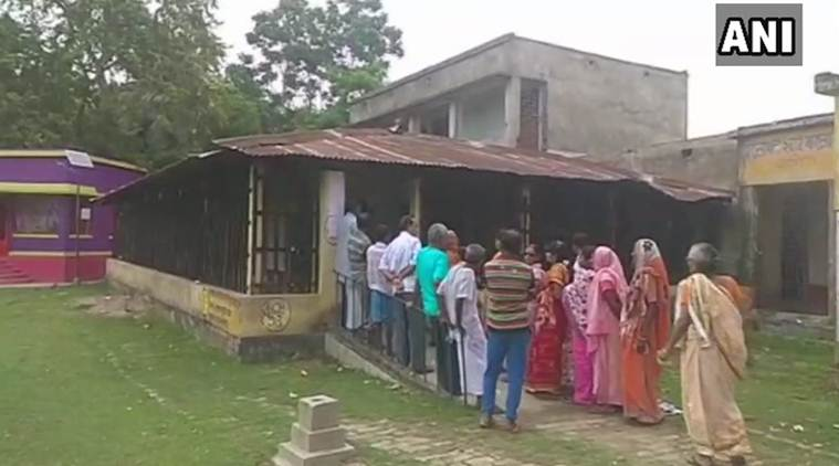 West Bengal panchayat elections: 68% voter turnout in repolls, voting more or less peaceful