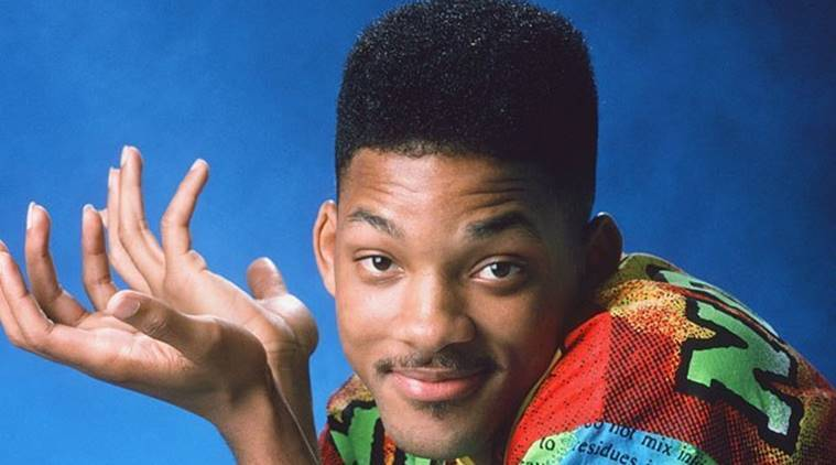 Will Smith shows