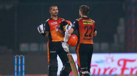 IPL 2018: Shikhar Dhawan becomes eighth player to score 4000 runs in Indian PremierLeague