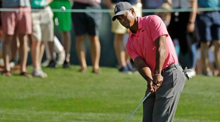 Tiger Woods rediscovers old touch with 65 in Players Championship
