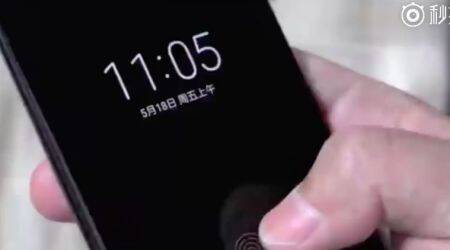 Xiaomi Mi 8 with in-display fingerprint sensor leaked in new hands-on video