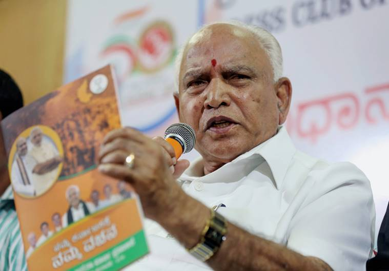 Karnataka politics: SC orders floor test tommorow, says BS Yeddyurappa can't take any decision till then