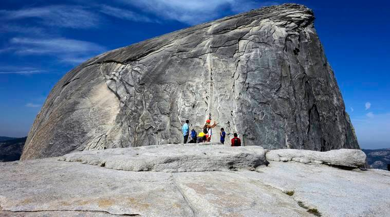 Indian national dies in fall from Yosemite's Half Dome trail in US