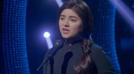 Zaira Wasim opens up about her struggle withdepression