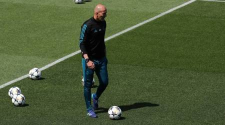 Zinedine Zidane not in frame for France job at the moment: France soccerchief
