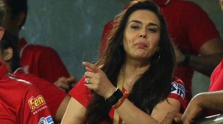 Did Preity Zinta say 'very happy that Mumbai is not going to the playoffs'? Watch video