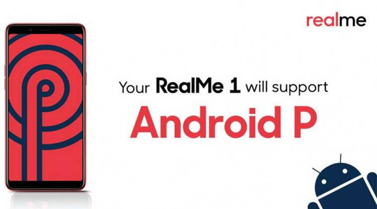 Oppo Realme 1, Oppo Realme 1 Android P, Android P on Realme 1, Oppo Realme 1 price in India, Realme 1 sale, Realme 1 specifications, Realme 1 features