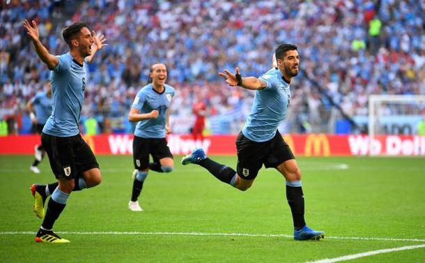 World Cup - Group A - Uruguay vs Russia