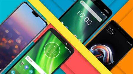 Best smartphones with good battery backup in June 2018