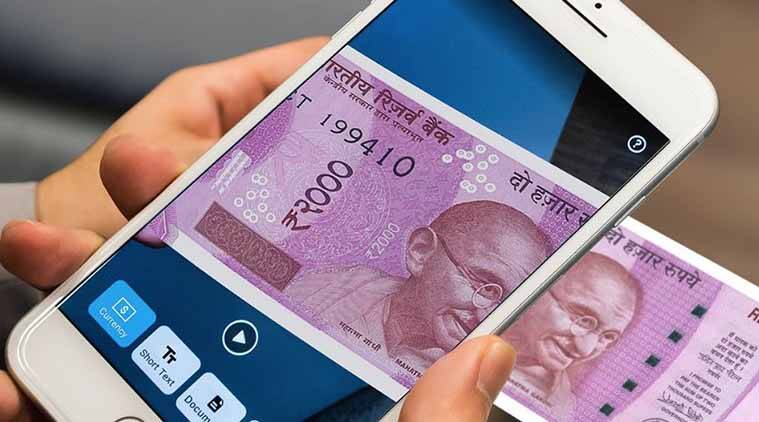 microsoft u2019s  u2018seeing ai u2019 app for the visually impaired can now identify indian currency