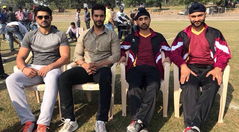 soorma actors diljit dosanjh and angad bedi