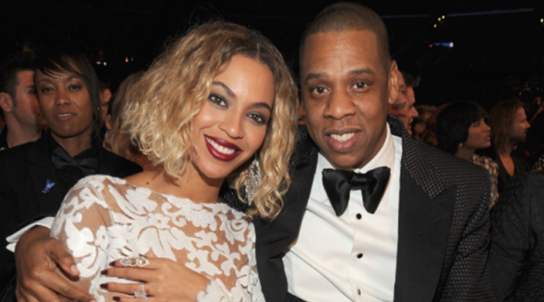 Jay-Z and Beyonce picture