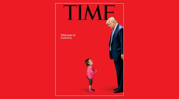 Here's why Donald Trump is on the cover of TIME Magazine again