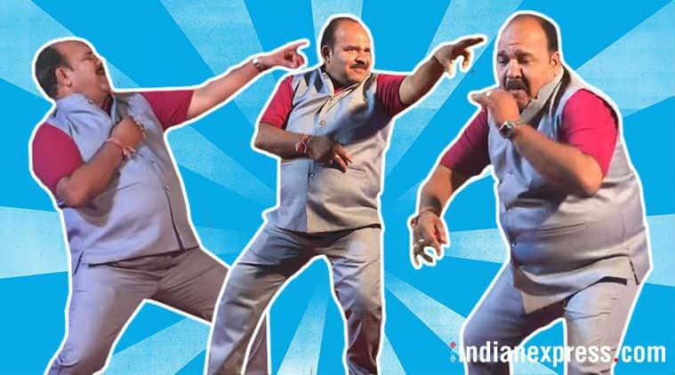 dancing uncle sanjeev shrivastava