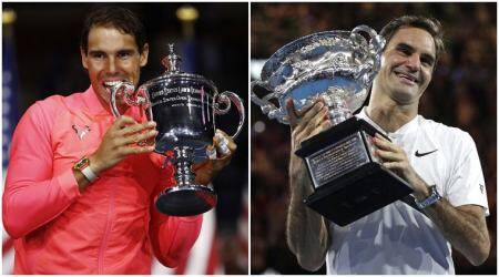 Rafa Nadal not 'obsessed' with Roger Federer's 20 Grand Slams