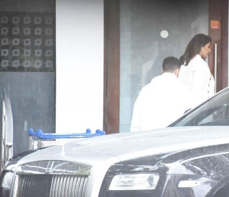 Priyanka Chopra and Nick Jonas together