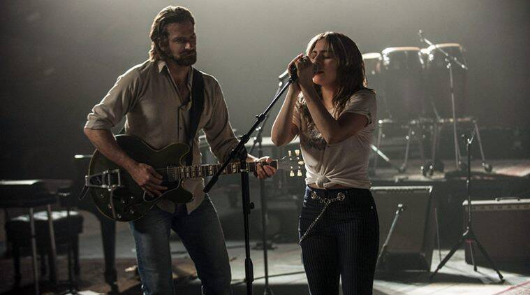 bradley cooper and lady gaga in a star is born trailer