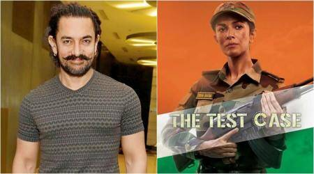 nimrat kaun in test case and aamir khan