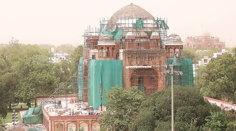 Opening next year, tomb that 'inspired' the Taj Mahal
