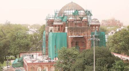 Opening next year, tomb that 'inspired' the TajMahal