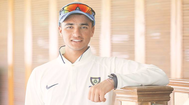 Abhishek Sharma, IPL, Cricket Under19