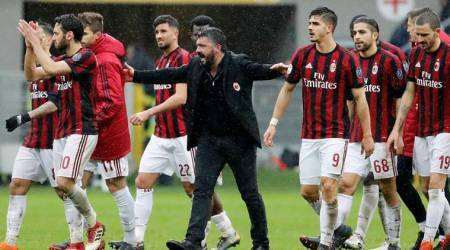 AC Milan banned from Europa League over financial fair play