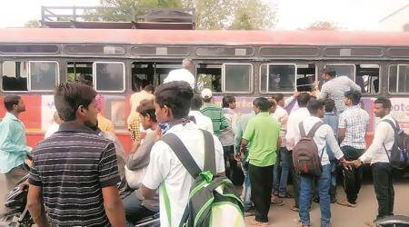 Pune: 18-year-old 'brutally hacked to death by his cousin' on state transport bus