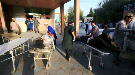 Car bomb kills 20 during Eid ceasefire in east Afghanistan's Nangarhar