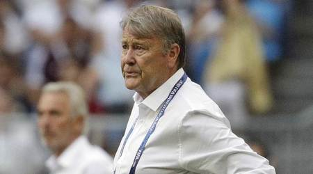 FIFA World Cup 2018: Denmark's Age Hareide demands improvement before France match