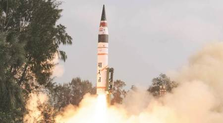 India's most potent missile Agni-5 to be inductedsoon