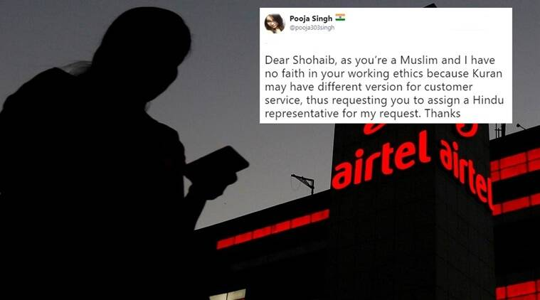 Woman Asks Airtel For